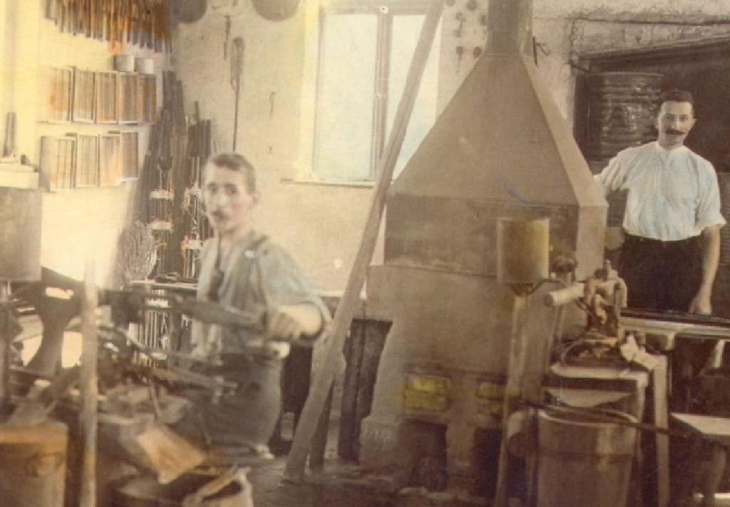 Изготовление бисера