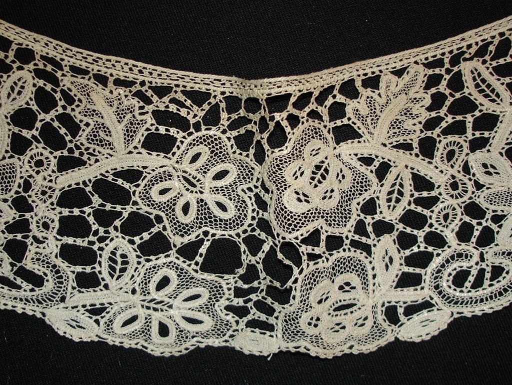 Youghal lace Ирландское кружево